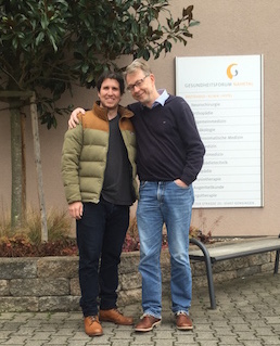 Dr Weiss & Dr Comerford - Osteopath in Gensingen, Germany